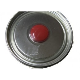Dažai raudoni Case 1l
