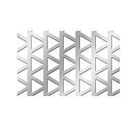 Trikampėmis skylėmis