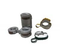 Hidraulinio cilindro užraktai